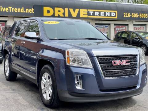 2013 GMC Terrain for sale at DRIVE TREND in Cleveland OH
