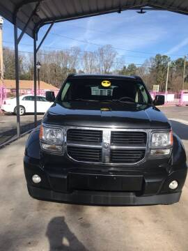 2011 Dodge Nitro for sale at Fast and Friendly Auto Sales LLC in Decatur GA