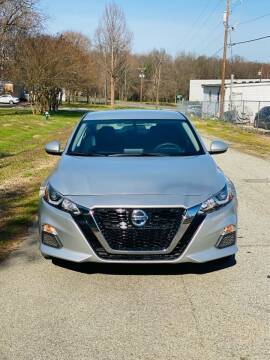 2019 Nissan Altima for sale at Speed Auto Mall in Greensboro NC