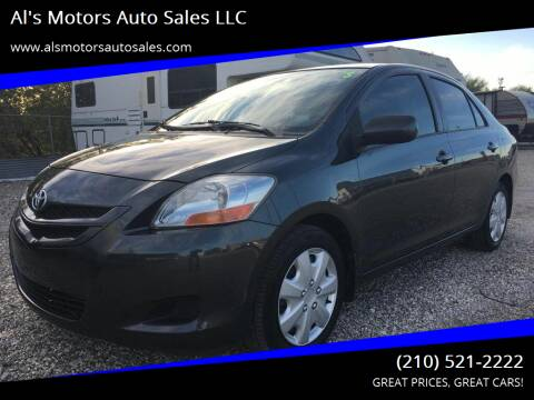 2007 Toyota Yaris for sale at Al's Motors Auto Sales LLC in San Antonio TX