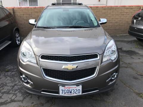 2011 Chevrolet Equinox for sale at Star One Motors in Hayward CA