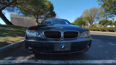 2006 BMW 7 Series for sale at Top Speed Auto Sales in Fremont CA