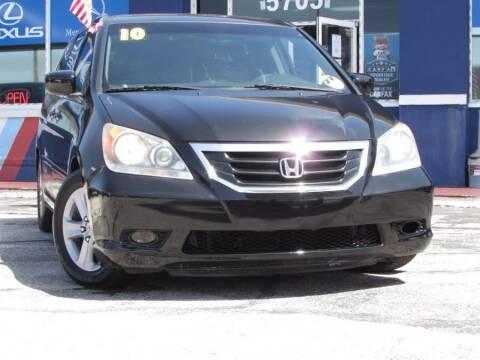 2010 Honda Odyssey for sale at VIP AUTO ENTERPRISE INC. in Orlando FL