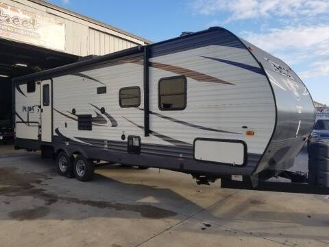 2017 PUMA PALOMINO for sale at Street Auto Sales in Clearwater FL