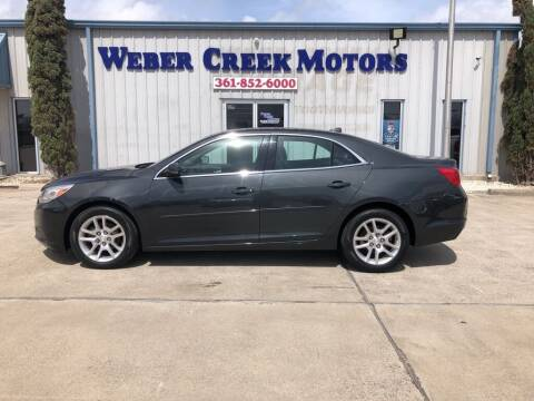 2014 Chevrolet Malibu for sale at Weber Creek Motors in Corpus Christi TX