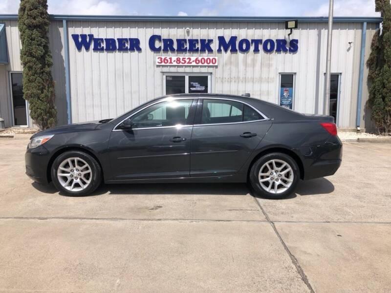 2014 Chevrolet Malibu for sale at Weber Creek Motors in Corpus Christi TX