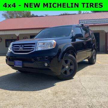 2015 Honda Pilot for sale at PITTMAN MOTOR CO in Lindale TX
