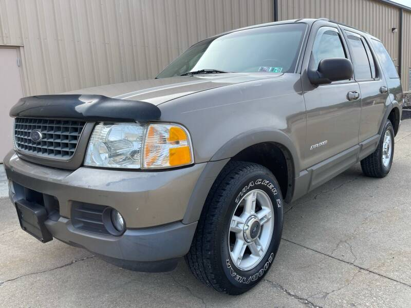 2002 Ford Explorer for sale in Uniontown, OH