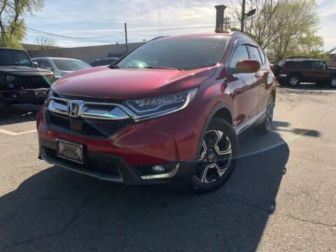 2017 Honda CR-V for sale at EUROPEAN AUTO EXPO in Lodi NJ