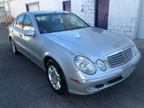 2004 Mercedes-Benz E-Class for sale at Pinnacle Automotive Group in Roselle NJ