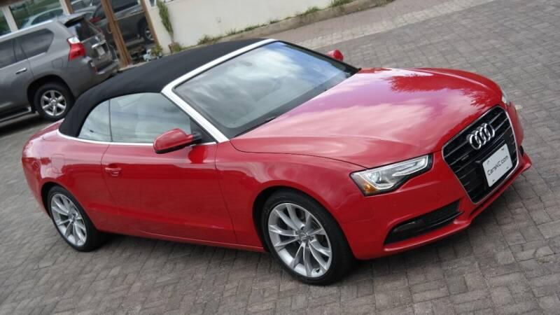 2013 Audi A5 for sale at Cars-KC LLC in Overland Park KS