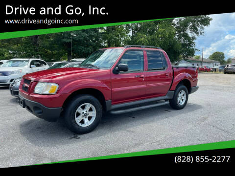 2005 Ford Explorer Sport Trac for sale at Drive and Go, Inc. in Hickory NC
