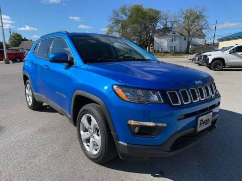 2018 Jeep Compass for sale at Dunn Chevrolet in Oregon OH