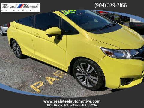 2016 Honda Fit for sale at Real Steel Automotive in Jacksonville FL