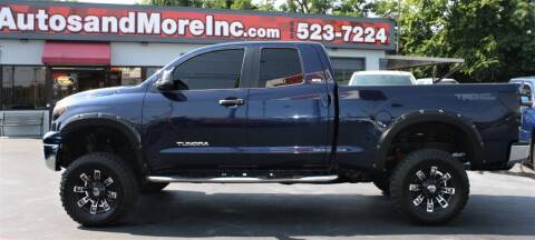 2011 Toyota Tundra for sale at Autos and More Inc in Knoxville TN