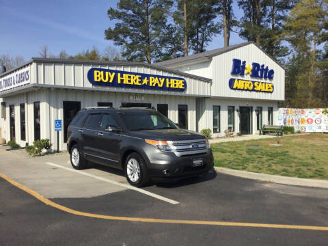 2015 Ford Explorer for sale at Bi Rite Auto Sales in Seaford DE
