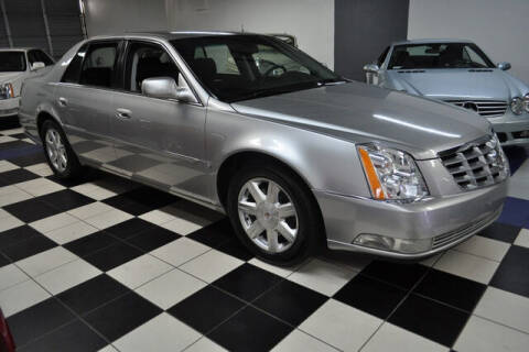 2008 Cadillac DTS for sale at Podium Auto Sales Inc in Pompano Beach FL