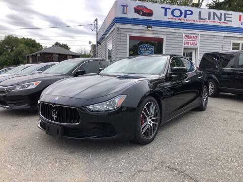 2015 Maserati Ghibli for sale at Top Line Import of Methuen in Methuen MA