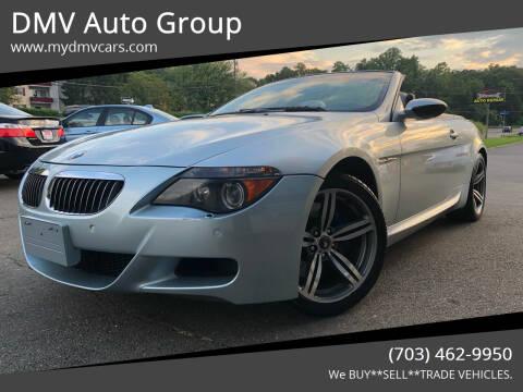 2007 BMW M6 for sale at DMV Auto Group in Falls Church VA