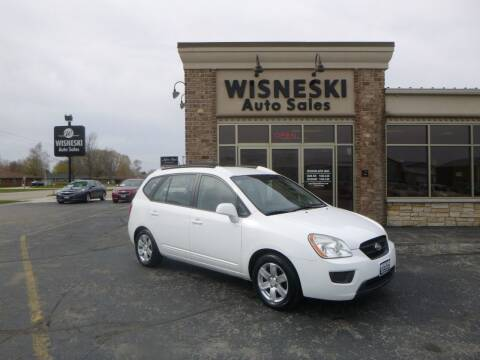 2007 Kia Rondo for sale at Wisneski Auto Sales, Inc. in Green Bay WI