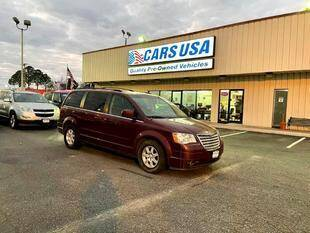 2008 Chrysler Town and Country for sale at Cars USA in Virginia Beach VA