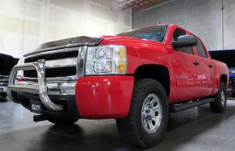 2011 Chevrolet Silverado 1500 for sale at Platinum Motors in Portland OR