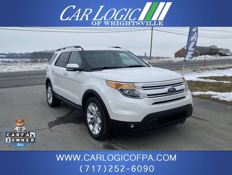 2013 Ford Explorer for sale at Car Logic in Wrightsville PA