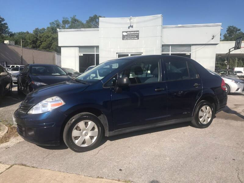 2011 Nissan Versa for sale at Popular Imports Auto Sales in Gainesville FL