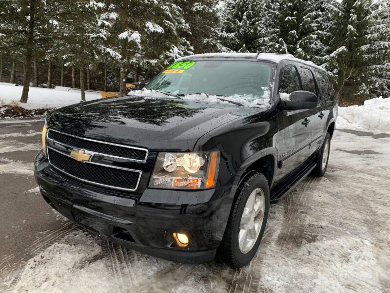 2009 Chevrolet Suburban for sale at SMS Motorsports LLC in Cortland NY