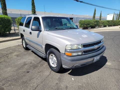 2004 Chevrolet Tahoe for sale at The Auto Barn in Sacramento CA