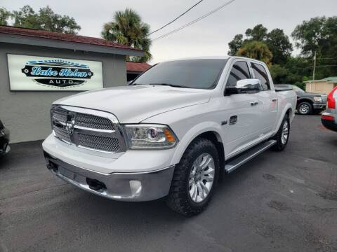 2013 RAM Ram Pickup 1500 for sale at Lake Helen Auto in Orange City FL