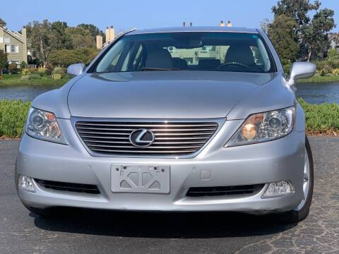 2008 Lexus LS 460 for sale at Continental Car Sales in San Mateo CA