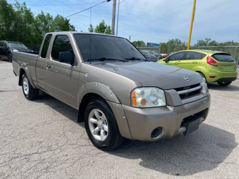 2003 Nissan Frontier for sale at Xtreme Auto Mart LLC in Kansas City MO
