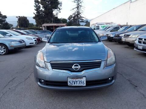 2007 Nissan Altima for sale at Goleta Motors in Goleta CA