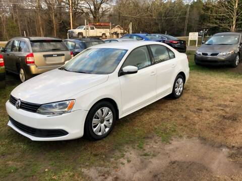 2011 Volkswagen Jetta for sale at Mama's Motors in Greer SC