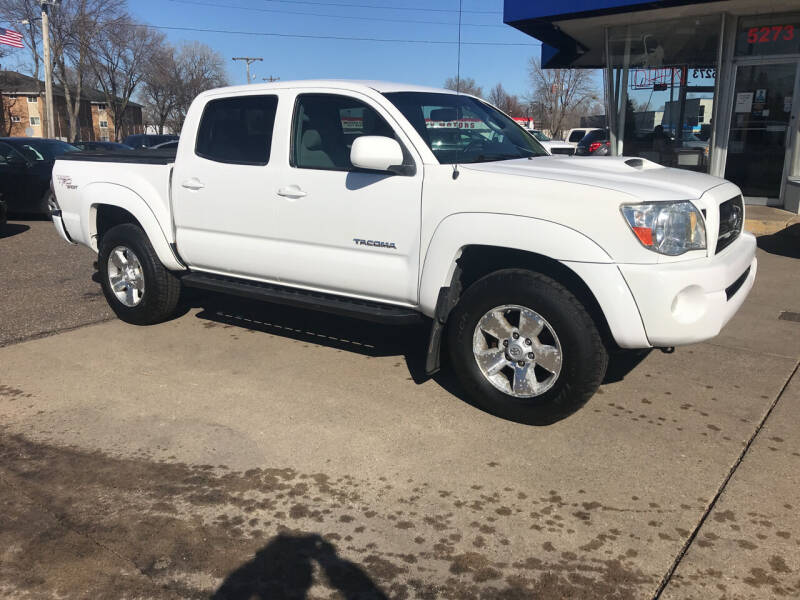 2009 Toyota Tacoma for sale at TOWER AUTO MART in Minneapolis MN