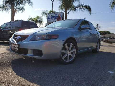 2004 Acura TSX for sale at GENERATION 1 MOTORSPORTS #1 in Los Angeles CA