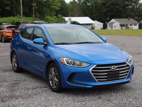 2017 Hyundai Elantra for sale at Street Track n Trail - Vehicles in Conneaut Lake PA