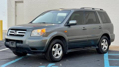 2008 Honda Pilot for sale at Carland Auto Sales INC. in Portsmouth VA