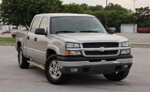 2004 Chevrolet Silverado 1500 for sale at Big O Auto LLC in Omaha NE