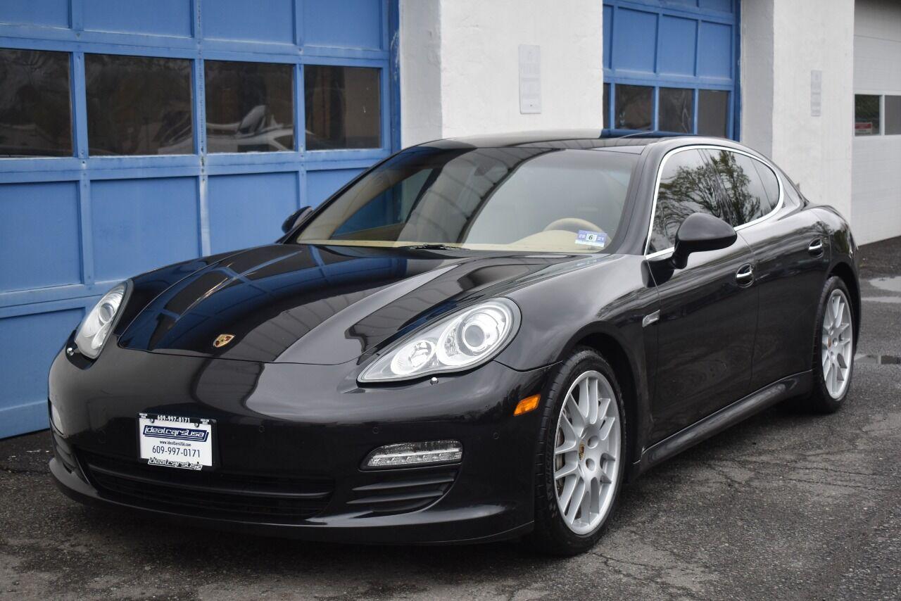 2010 Porsche Panamera 4S AWD 4dr Sedan
