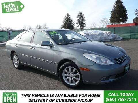 2004 Lexus ES 330 for sale at Shamrock Motors in East Windsor CT