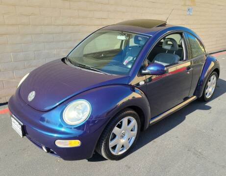 2001 Volkswagen New Beetle for sale at Cars To Go in Sacramento CA
