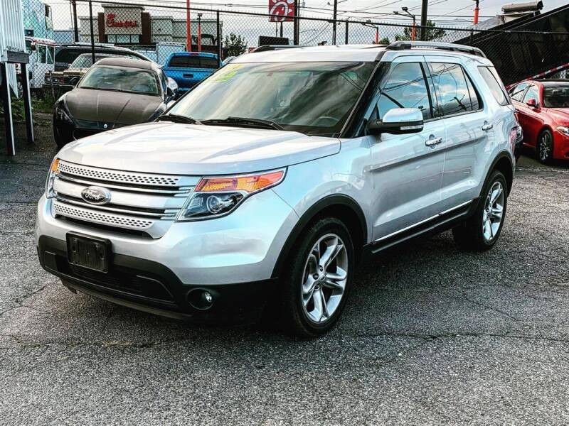 2014 Ford Explorer for sale at First Union Auto in Seattle WA