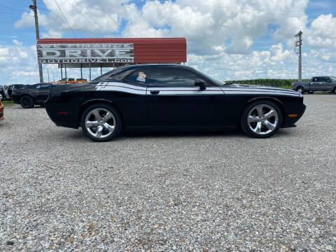 2013 Dodge Challenger for sale at Drive in Leachville AR