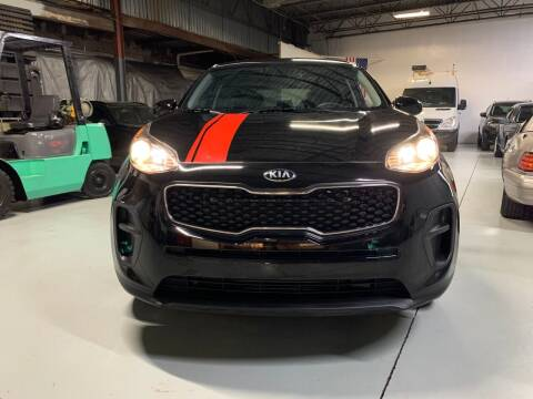 2017 Kia Sportage for sale at GROUP AUTO IMPORT & EXPORT in Newark NJ