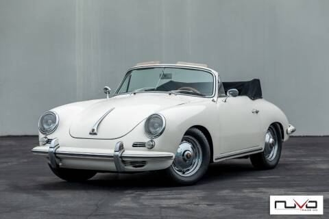 1963 Porsche 356 Speedster for sale at Nuvo Trade in Newport Beach CA