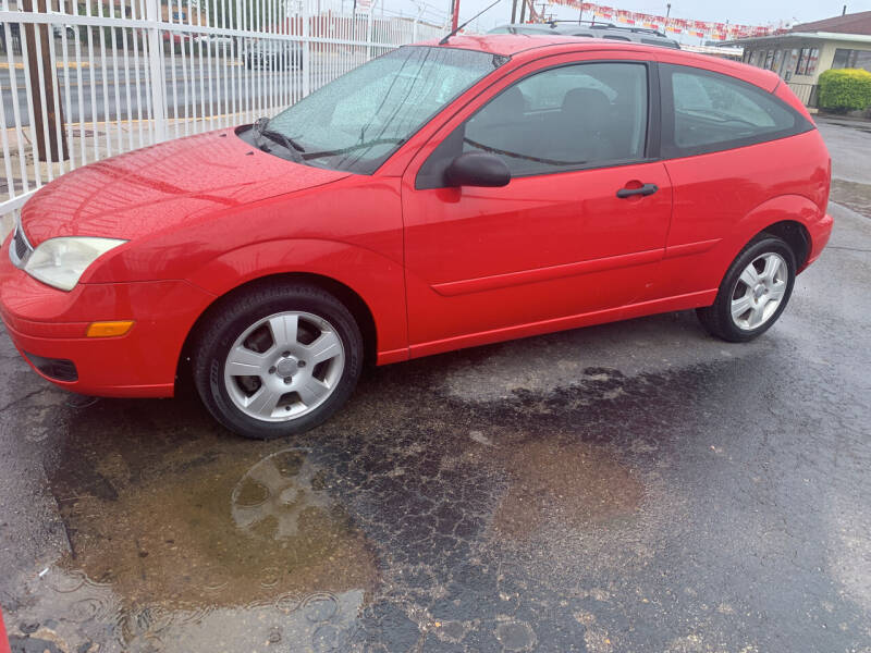 2007 Ford Focus for sale at Robert B Gibson Auto Sales INC in Albuquerque NM
