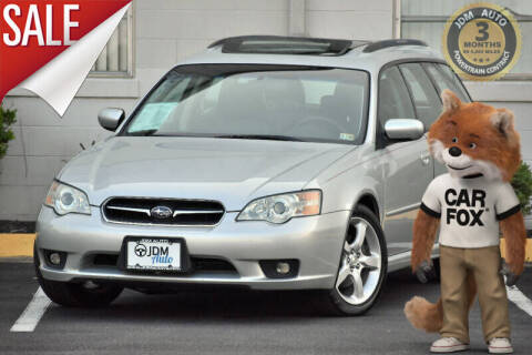 2007 Subaru Legacy for sale at JDM Auto in Fredericksburg VA
