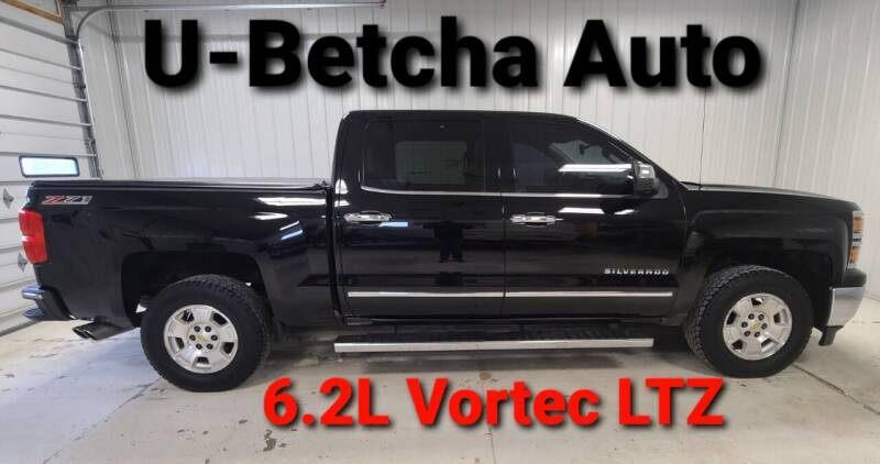 2015 Chevrolet Silverado 1500 for sale at Ubetcha Auto in St. Paul NE